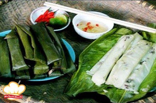Cách làm bánh lá bánh răng bừa Thanh Hóa như dân bản địa