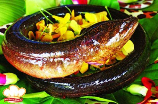 Cách làm lươn um lá nhàu miền nam thơm ngon, bổ dưỡng