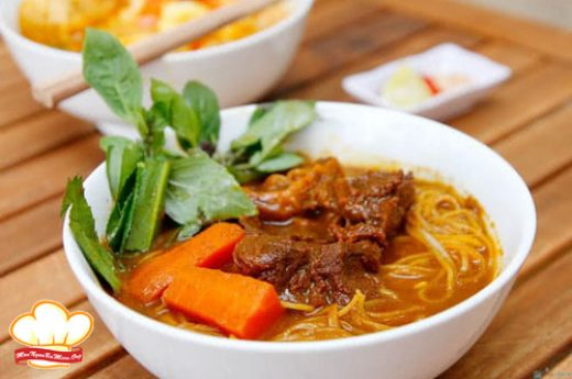 Tổng hợp cách nấu phở bò sốt vang Hà Nội đơn giản, ngon miệng