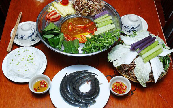 Cách nấu lẩu cá kèo lá giang ngon như người miền Tây Nam Bộ