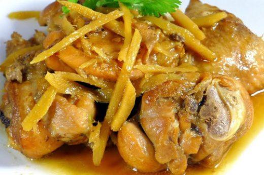 Hướng dẫn cách nấu thịt vịt kho măng chua tại nhà chi tiết nhất