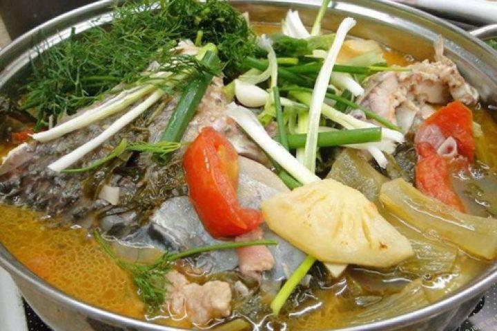 Hướng dẫn cách nấu cá chép om dưa thịt ba chỉ đơn giản tại nhà