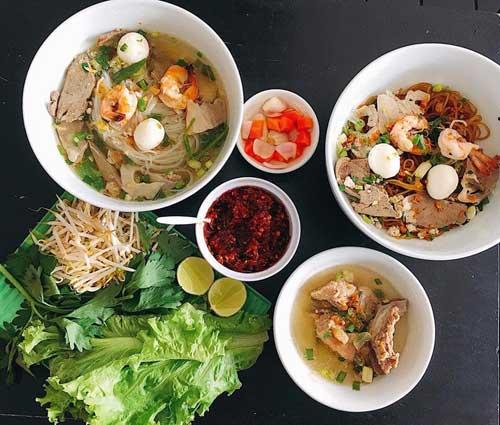 Cách nấu hủ tiếu Nam Vang rất đơn giản