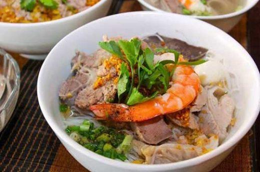 Cách nấu hủ tiếu Nam Vang cực ngon với công thức cực đơn giản