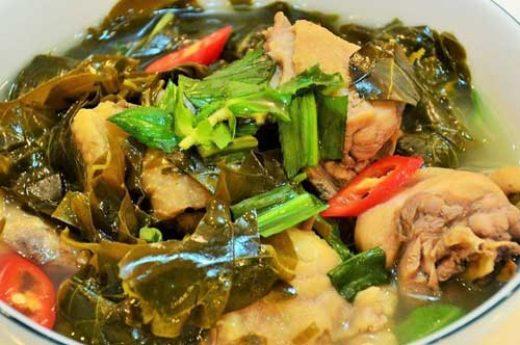 Cách nấu lẩu gà lá giang ngon nhất của người miền Trung
