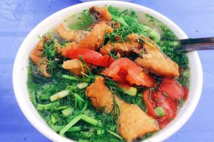 Cách nấu miến cá rô phi ngon