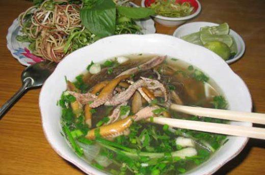Cách nấu miến Lươn ngon, mềm, ngọt nước, không tanh