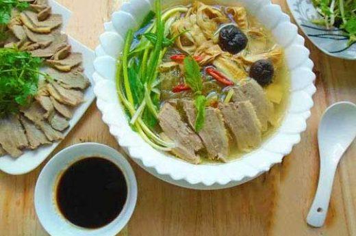 Hướng dẫn chi tiết cách nấu miến ngan măng khô ngon để bán