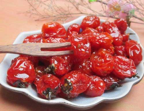 Cách làm mứt cà chua